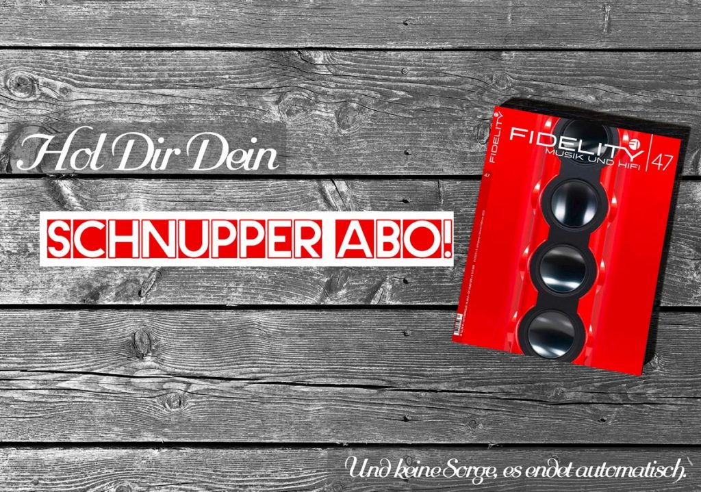 FIDELITY 47 Timed Popup Schnupper-Abo