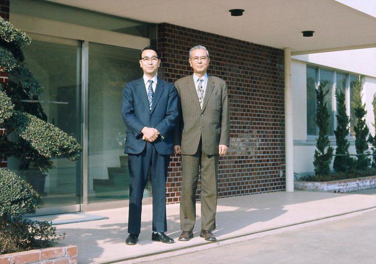 Accuphase Gründer Jiro und Nakaichi Kasuga