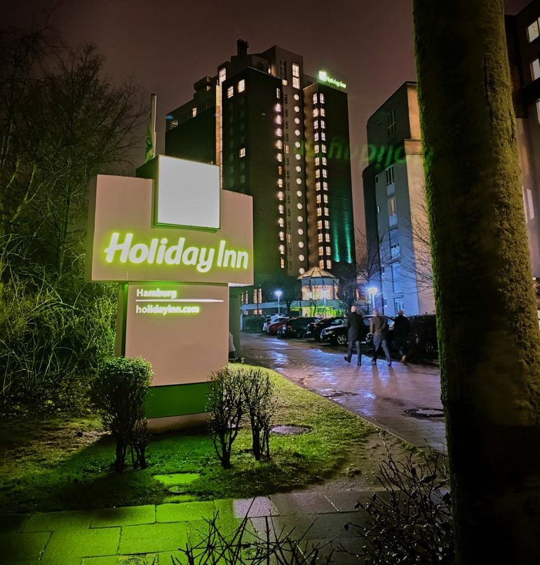 Norddeutsche HiFi Tage NDHT 2020 im Hotel Holiday Inn Hamburg