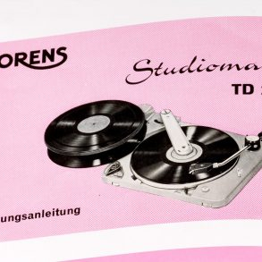 """Thorens Buch """"Scheizer Präzision"""" von Joachim Bung"""