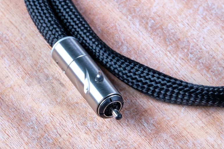 Vovox Excelsus Kabelset RCA Detail