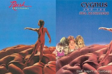 Album-Doppel, Rush, Cygnus and the Sea Monsters