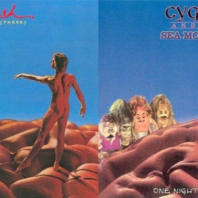 Album-Doppel, Rush, Cygnus and the Sea Monsters