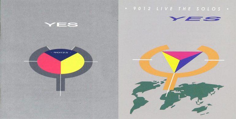 Album Doppel Yes