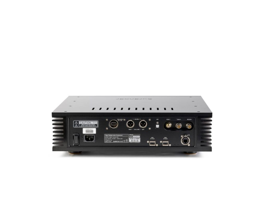 Aurender W20 Playback and Archiving System