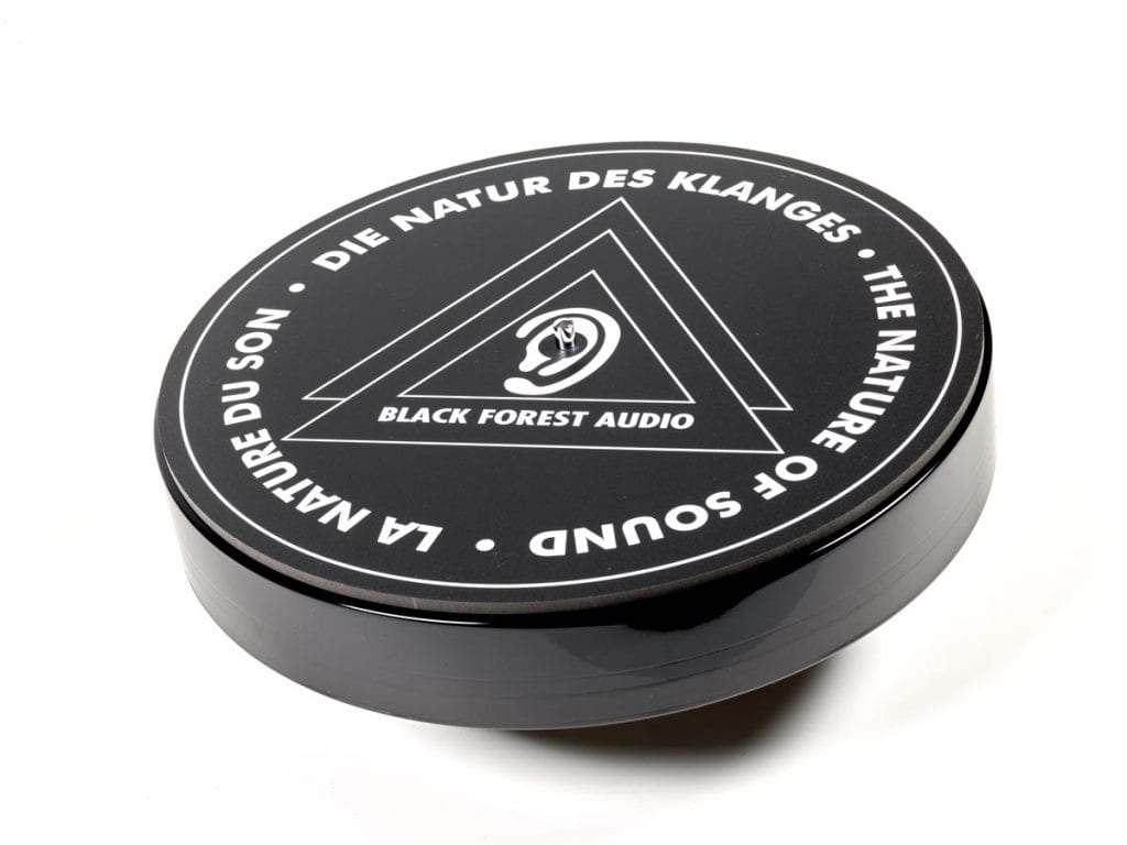 Black Forest Audio Däd Mät Plattentellerauflage