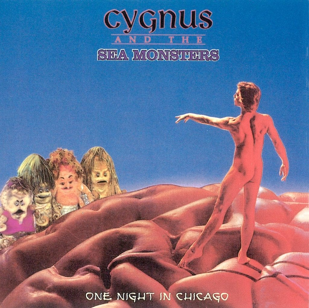 Cygnus and the Sea Monsters, One Night in Chicago