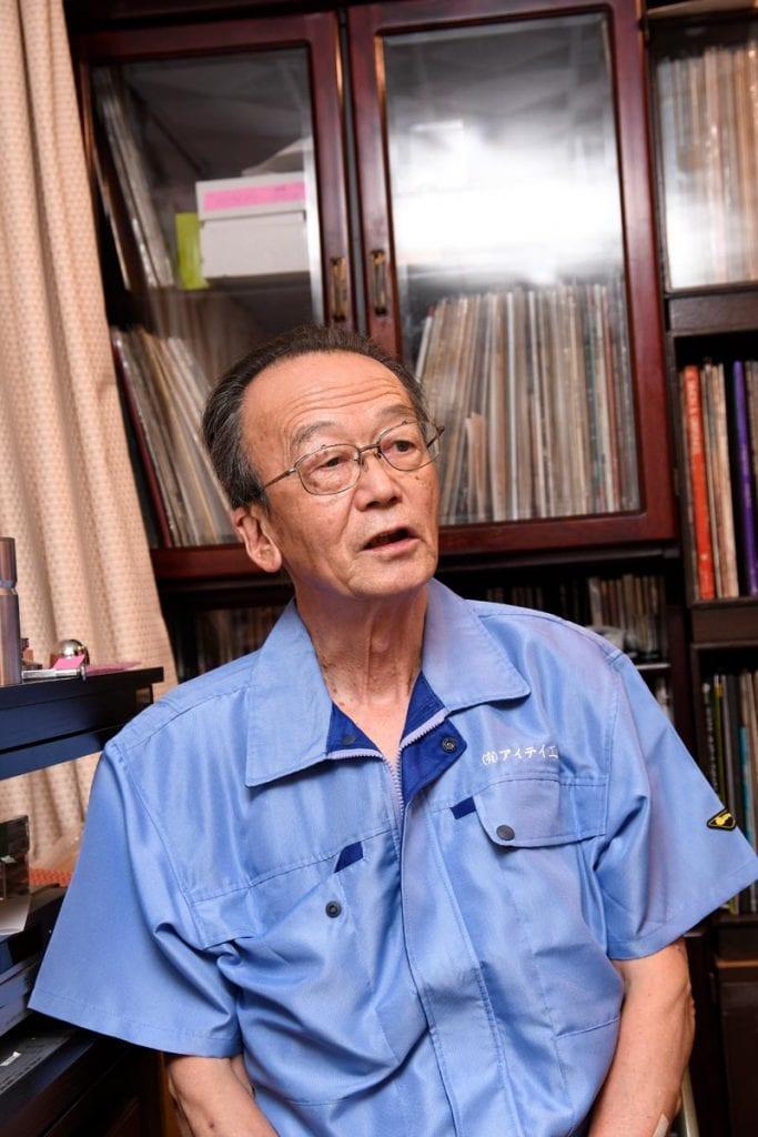 Ishikaya Katsuaki von Sorane