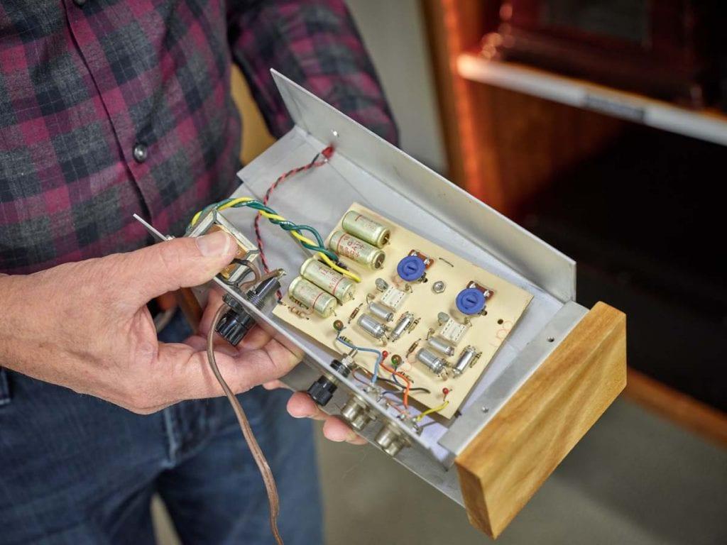 PS Audio erstes Produkt