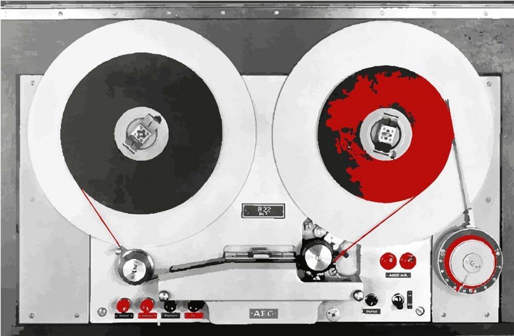 Geschichte der Stereofonie AEG R 22