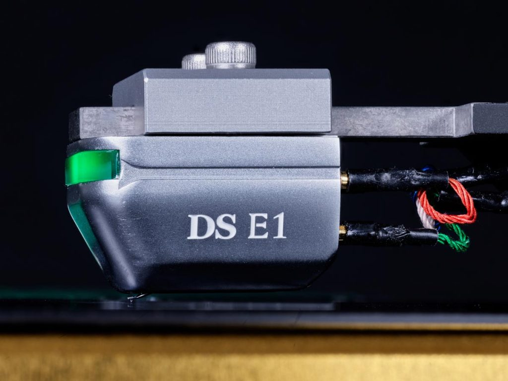 DS Audio DS-E1 optischer Tonabnehmer