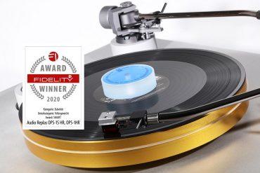 FIDELITY Award 2020 Audio Replas Analog Stabilizer