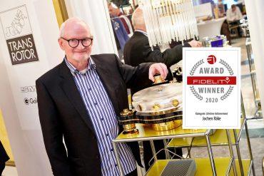FIDELITY Award 2020 Lifetime Achievement Jochen Räke