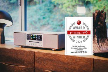 FIDELITY Award 2020 sonoro MEISTERSTÜCK