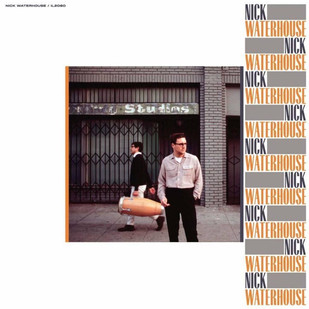 Nick Waterhouse Nick Waterhouse Label: Innovative Leisure Format: CD, LP, DL CD-Qualität