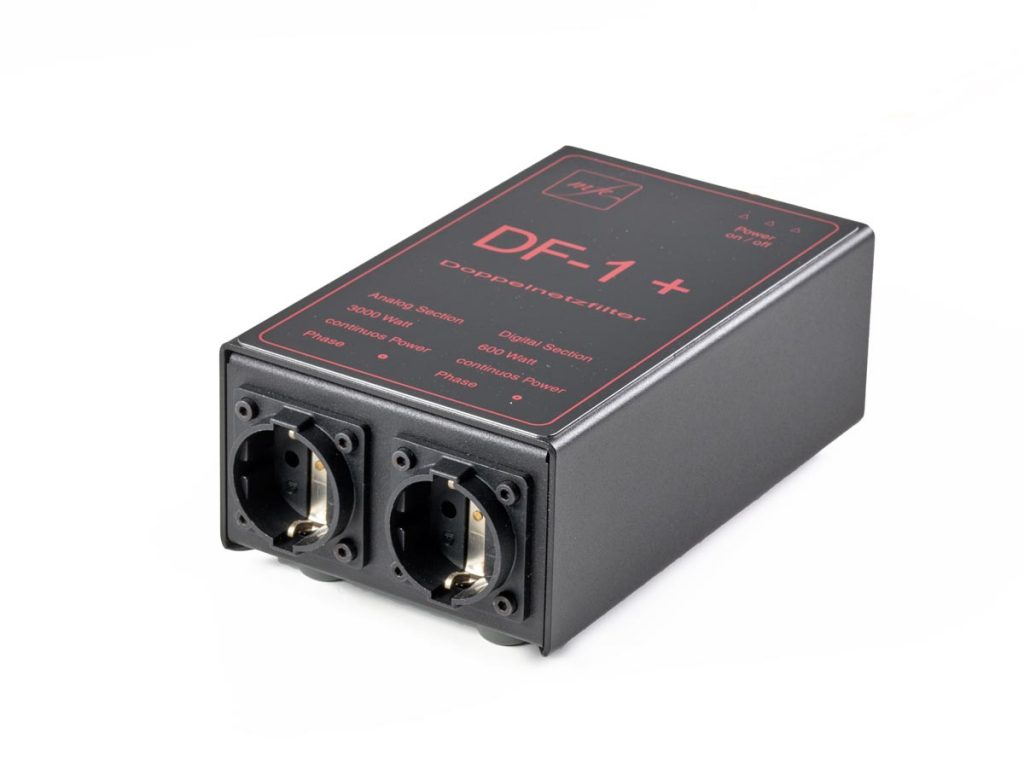 MFE DF-1+ Doppelnetzfilter