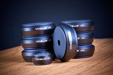 ViaBlue Spikes und Dämpfer