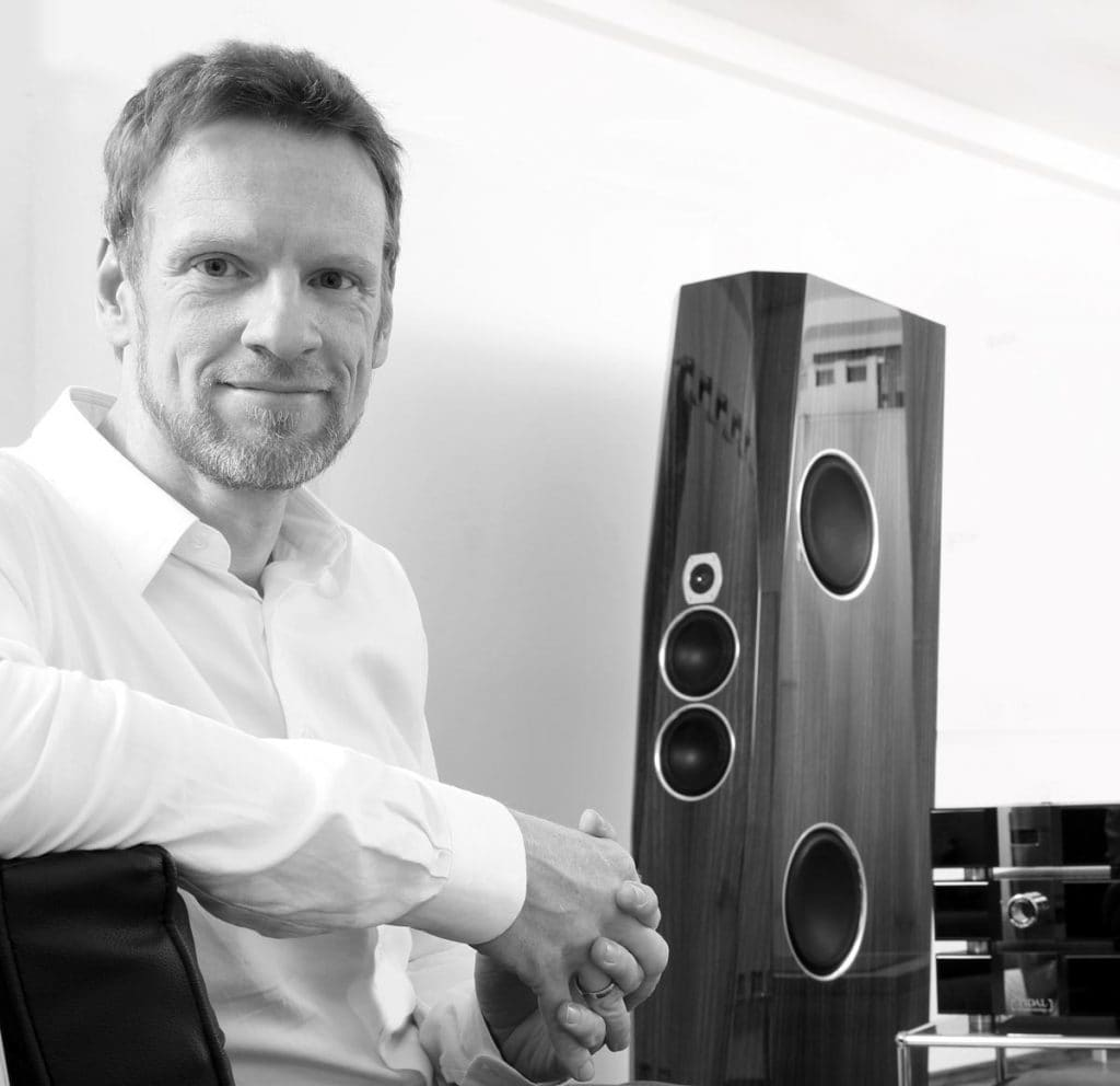 Who is Who in High Fidelity Tidal Audio Jörn Janczak