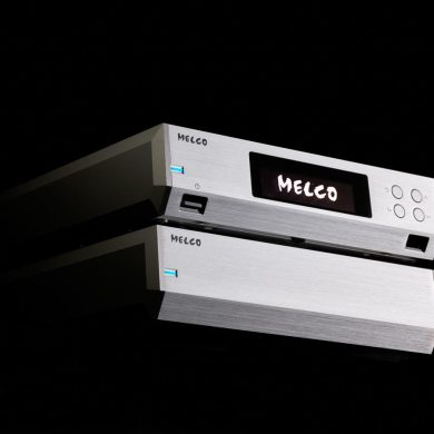 Melco N10 Musikserver
