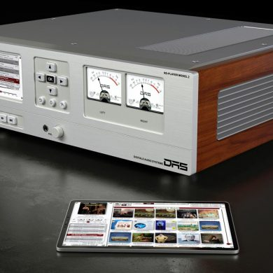 DAS - Digitale Audio Systeme HD-Player Model 2