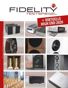 FIDELITY Testspiegel plus Virtuelle High End