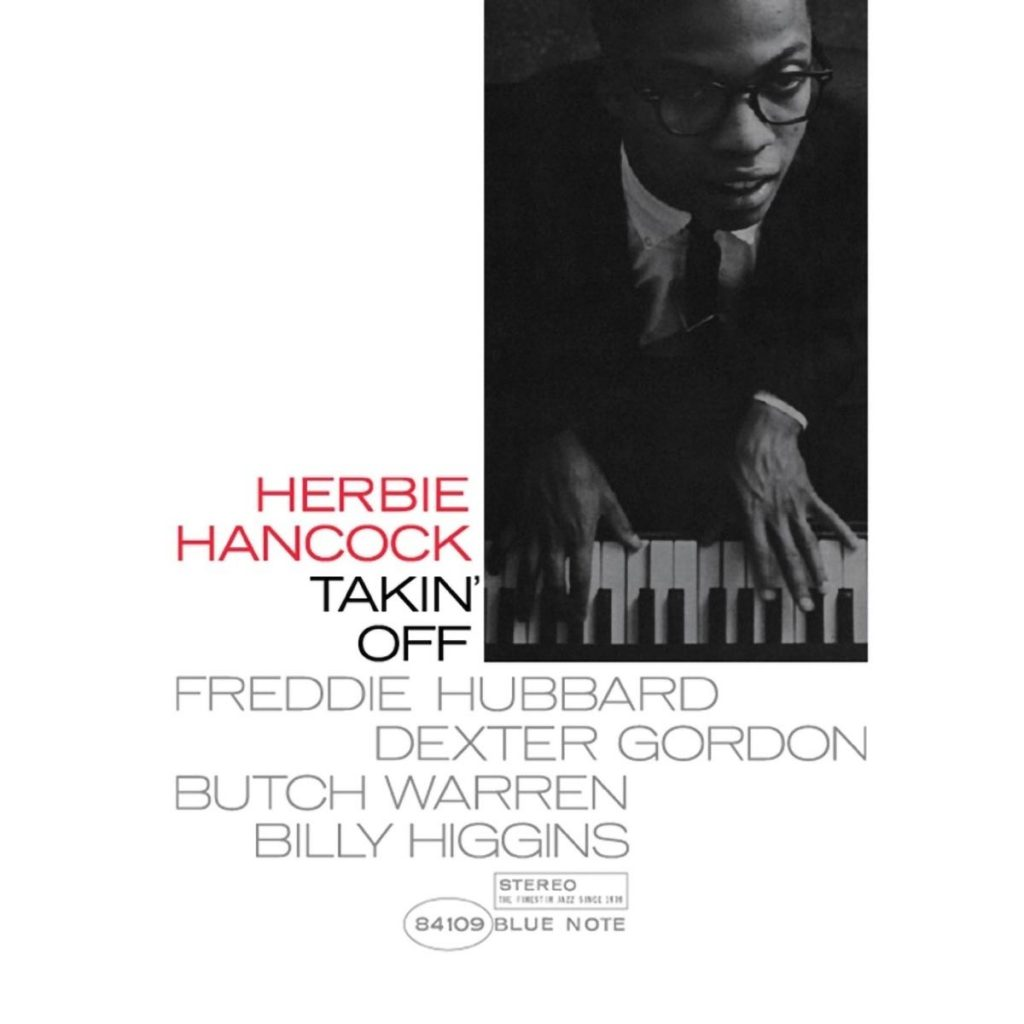 Herbie Hancock Takin' Off (1962)