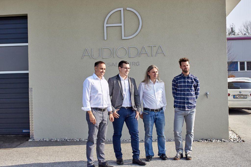 Audiodata, Salzburg