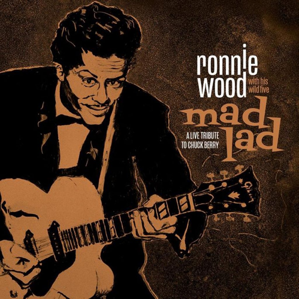 Ronnie Wood, A Live Tribute To Chuck Berry
