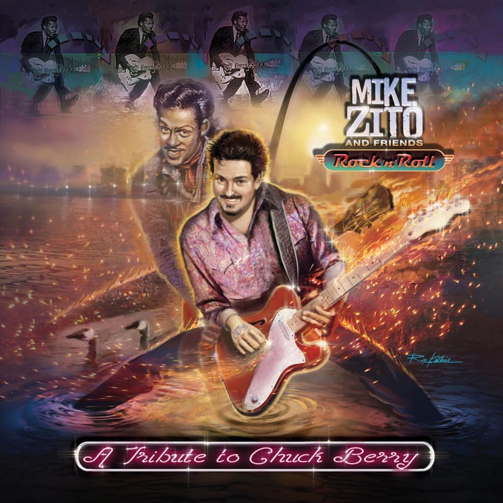 Mike Zito, A Tribute To Chuck Berry
