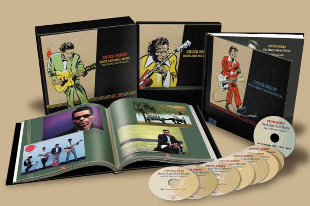 Chuck Berry, The Complete Studio Recordings