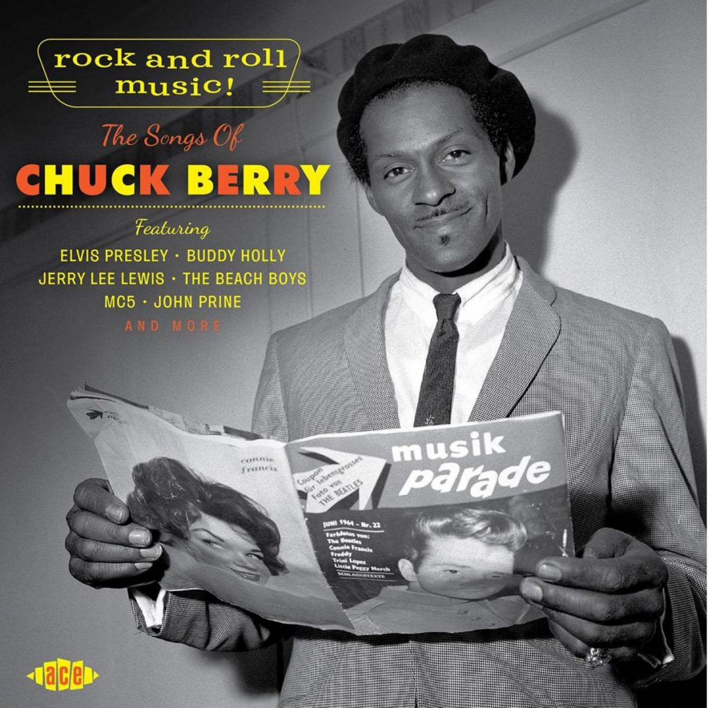 Various Artists, The Songs Of Chuck Berry