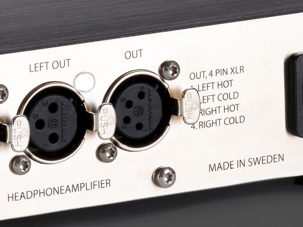 Harmony Design Kopfhörerverstärker