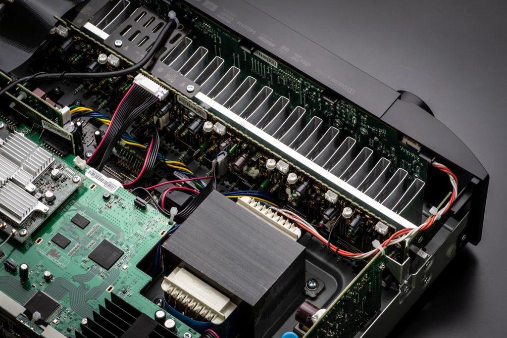 Marantz NR1711 8K Slimline AV-Receiver
