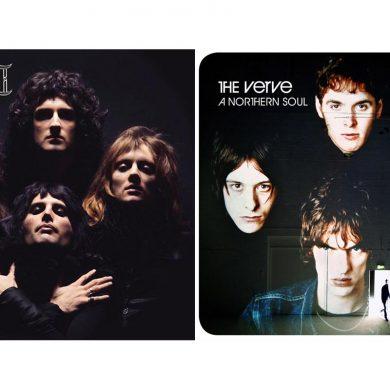 Queen und The Verve