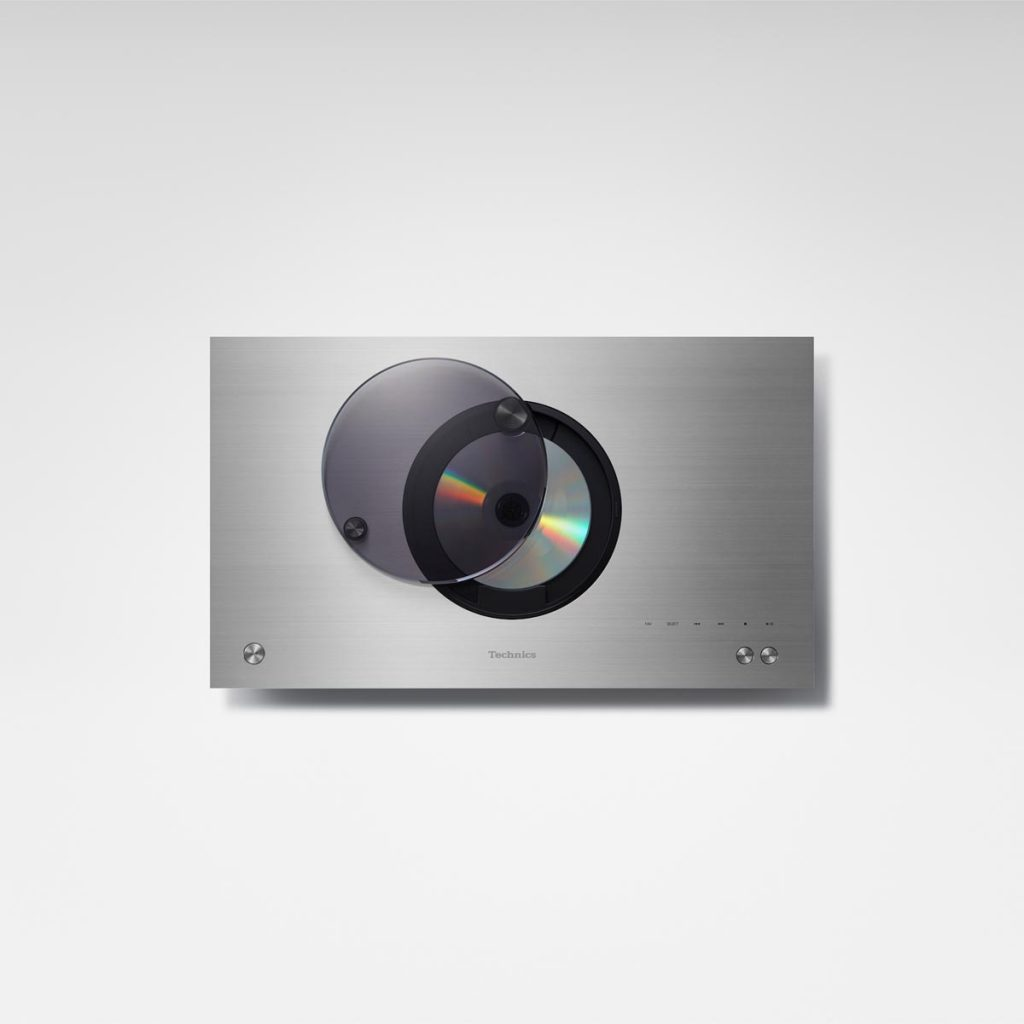Technics SC-C70 Kompaktsystem