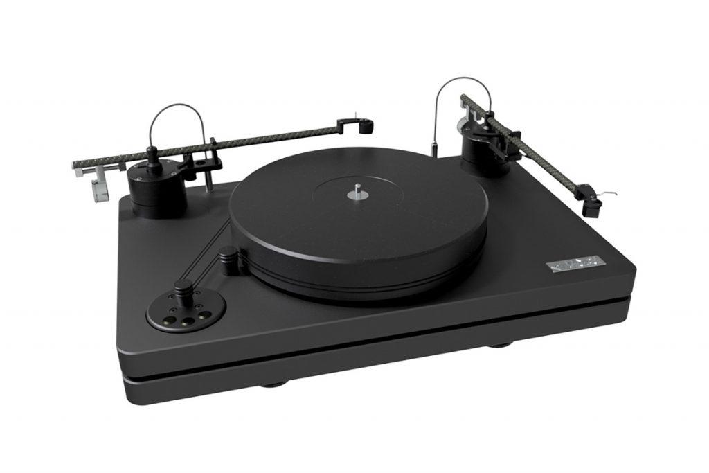 MHW Audio Plattenspieler Canzona
