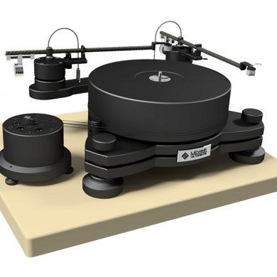 MHW Audio Plattenspieler Ultimate