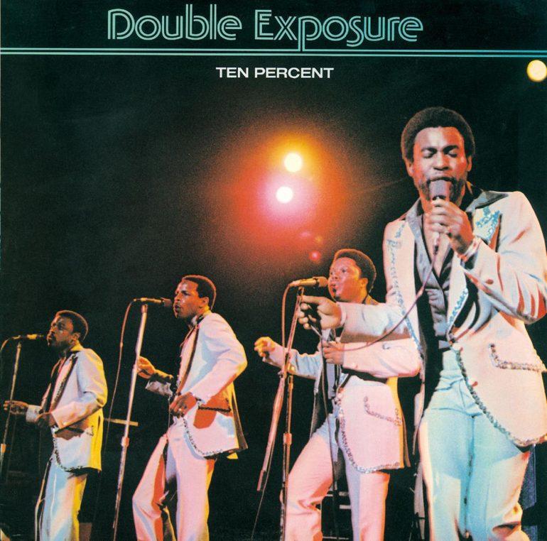 Double Exposure Ten Percent - Maxi-Single