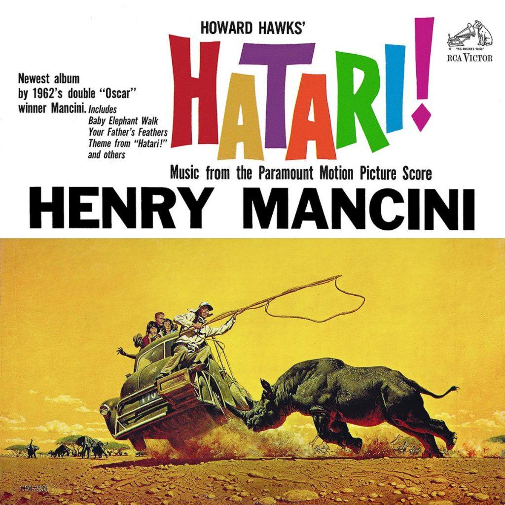 Hatari! - Henry-Mancini