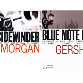 Lee Morgan Sidewinder und Blue Note Plays gershwin