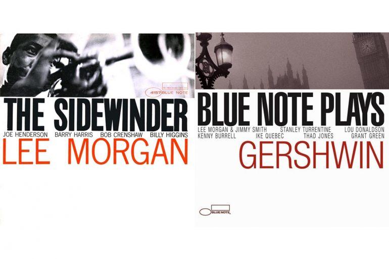 Lee Morgan Sidewinder und Blue Note Plays gershwin