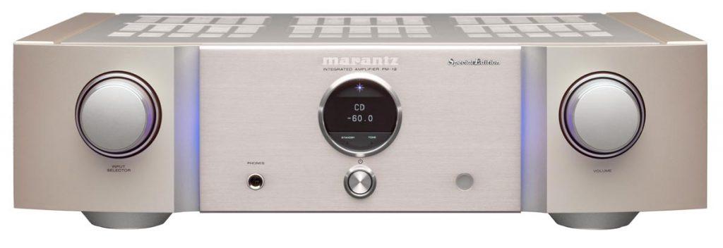 Marantz PM-12 SE und SA-12 SE