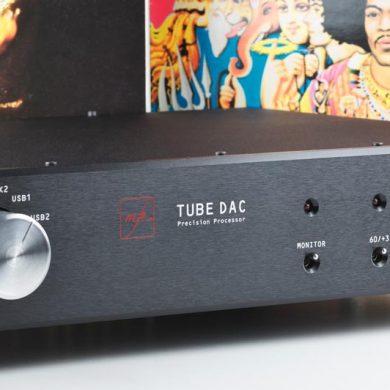 MFE Tube Dac SE Precision Processor