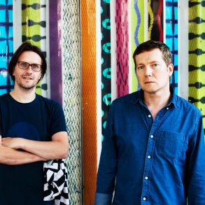 no-man, Steven Wilson und Tim Bowness