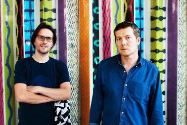 no-man, Steven Wilson und Tim Bowness