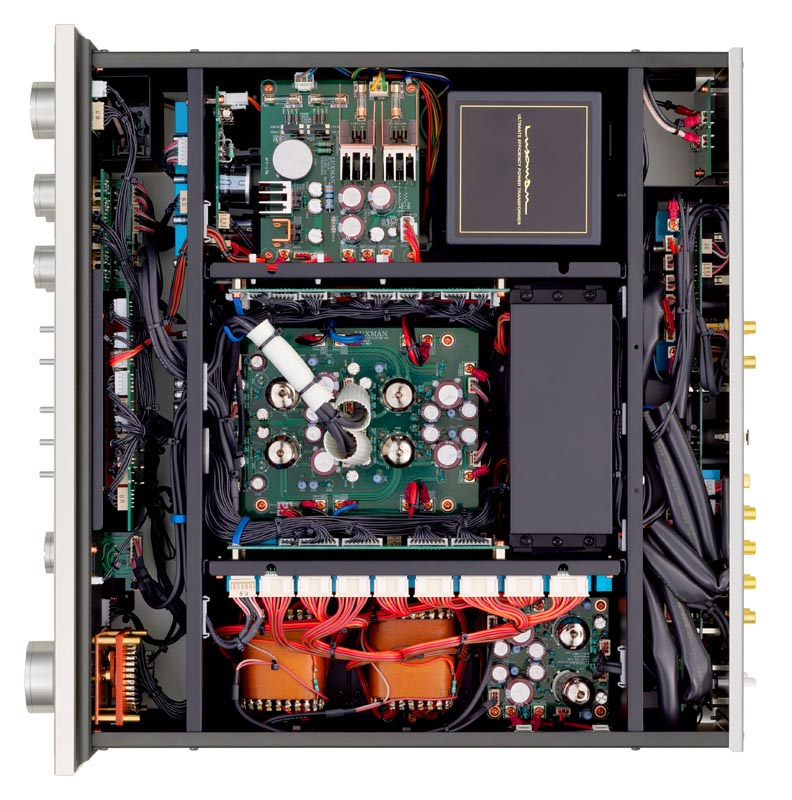 Luxman CL-1000 Vorverstärker
