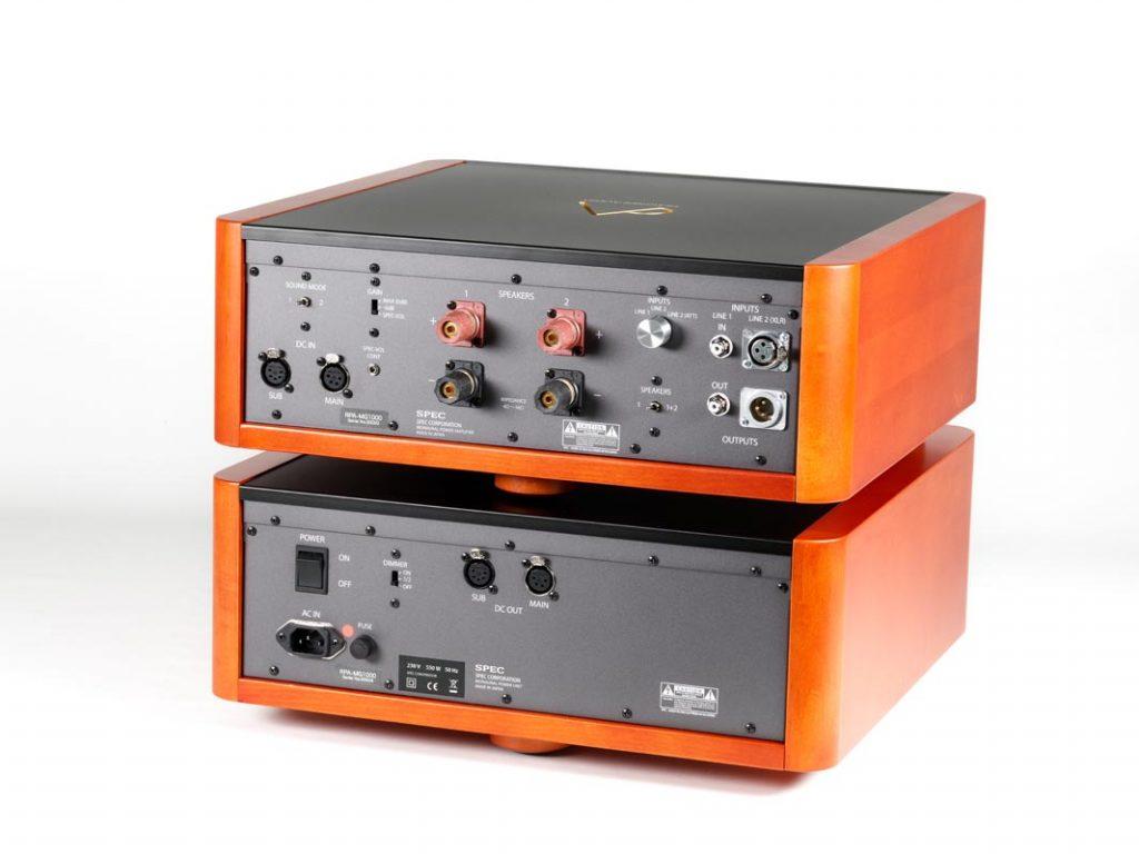 SPEC Designer Audio RPA-MG1000 Details