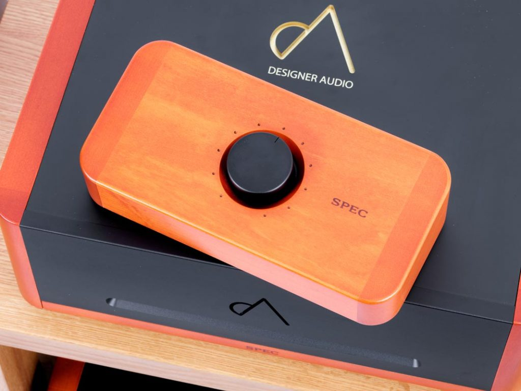 SPEC Designer Audio RPA-MG1000 Lautstärkesteller