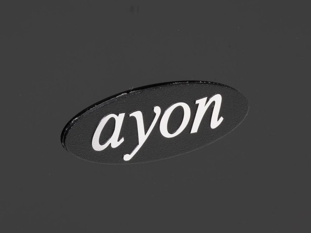 Ayon Black Raven Standlautsprecher