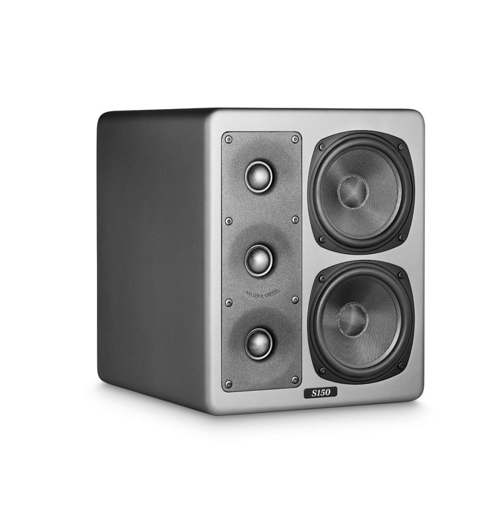 M&K Sound S150 25 Years Limited Silver Edition